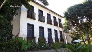 Partiu visita a cidade de Aratuba - A cada sábado, Tep mostra uma cidade do Ceará.