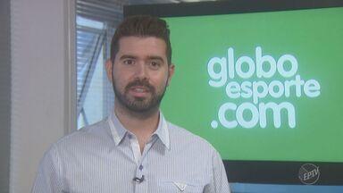 Globo Esporte realiza transmissão em tempo real de Guarani e ASA-AL - Cobertura especial começa às 15h, com informações direto do estádio Brinco de Ouro.
