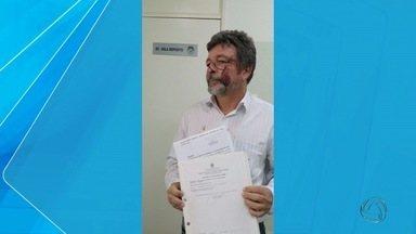 Confusão entre delegado e advogado em Três Lagoas acaba em prisão - Delegado deu voz de prisão a advogado e um acusa o outro de agressão.