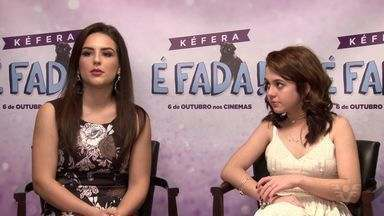 """Filme """"Kéfera é Fada"""" tem lançamento nesta semana - Youtuber conta detalhes da produção do filme"""
