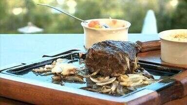 Confira uma deliciosa receita de carne do sol com feijão verde - Veja os segredos do preparo desta comida regional.
