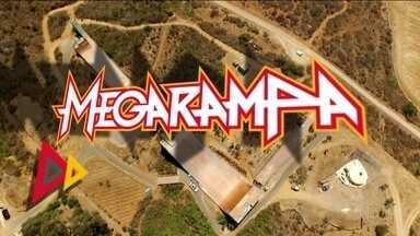 MegaRampa: primeira parte - MegaRampa: primeira parte