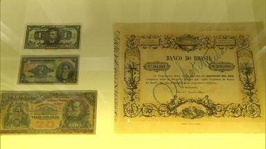 Museu vai abrigar exposição permanente de acervos do Banco do Brasil - Na exposição 'Acervos do Brasil - história, cultura e cidadania`, o público poderá conferir o que estava escondido nos corredores e agências do banco mais antigo do país.