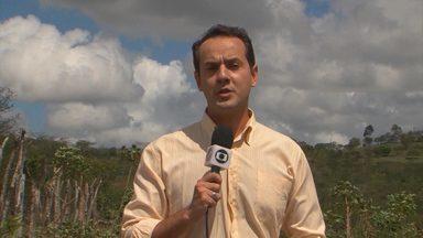 Confira a previsão do tempo para o distrito de Ituaçú, região de Feira de Santana - Previsão para o domingo (16) é de sol com aumento de nuvens.