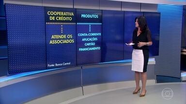 Cooperativas podem oferecer opções de crédito mais vantajosas - Mara Luquet fala sobre as cooperativas de crédito que podem trazem alternativas em conta para quem está fugindo de uma grande dívida.