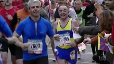 Estudo mostra que emagrecer rápido e fazer esforço pode ser perigoso para o coração - Estudo internacional foi feito durante muitos anos com participantes da Maratona de Paris.
