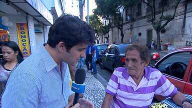 Timbó fala sobre o processo de envelhecimento e entrevista a atriz Ana Lucia Torre - Timbó fala sobre o processo de envelhecimento e entrevista a atriz Ana Lucia Torre