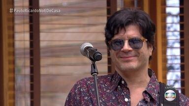 Paulo Ricardo abre o programa deste sábado ao som de 'Rádio Pirata' - O cantor abre o programa ao som de um de seus maiores sucessos