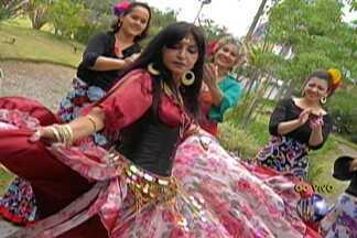 Sarau de Artes acontece neste sábado em Mogi das Cruzes - Uma das atrações é a Dança Flamenco. Um grupo de sete bailarinas vão se apresentar.