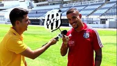 """Em boa fase, """"Harry"""" Pottker quer fazer mágica para colocar a Ponte Preta na Libertadores - Em boa fase, """"Harry"""" Pottker quer fazer mágica para colocar a Ponte Preta na Libertadores"""