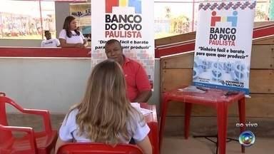Caravana da Cidadania oferece 90 serviços para a população em Rio Preto - Exames médicos, corte de cabelo e oficinas de esporte, tudo de graça para a população. Esses foram alguns dos 90 serviços oferecidos pela Caravana da Cidadania da Acirp. O evento foi no Solo Sagrado, região norte de Rio Preto.
