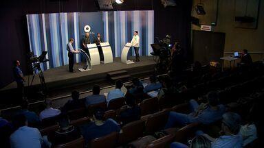 Rádio Centro América FM realiza o 2º debate entre os candidatos à prefeitura de Cuiabá - Rádio Centro América FM realiza o 2º debate entre os candidatos à prefeitura de Cuiabá