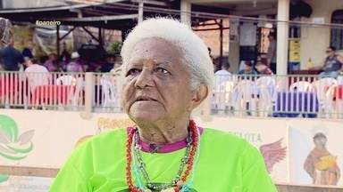 Parte 2: Conheça histórias do segundo maior quilombo urbano do país - Quilombolas são descendentes de escravos que vieram do Maranhão.
