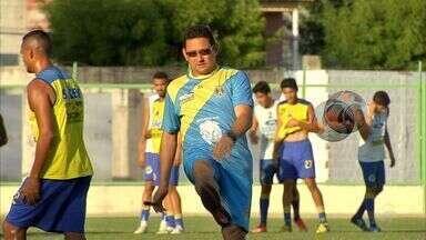 Horizonte e Guarani de Juazeiro decidem a Taça Fares Lopes - Galo tenta conquistar mais um título.