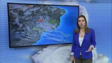 Veja a previsão do tempo para este domingo na região de Ribeirão Preto - Máxima prevista para Ribeirão é de 32 graus.