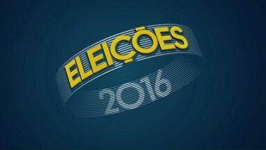 O Paraná TV acompanhou a agenda de campanha de um candidato a prefeito de Maringá - Silvio Barros do PP não teve agenda pública por questões religiosas