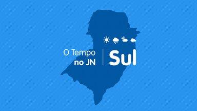 Veja a previsão do tempo para domingo (23) no Sul - Veja a previsão do tempo para domingo (23) no Sul
