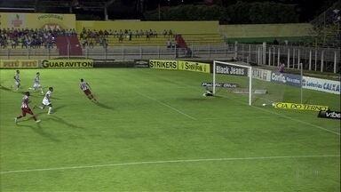 Náutico deixa escapar a vitória contra o Luverdense e perde de virada - Sport joga no domingo contra o Palmeiras, em São Paulo.