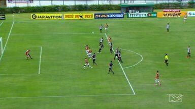 Sampaio Corrêa empata com time do Tupi-MG em Juiz de Fora - O próximo jogo do Sampaio será em São Luís, na terça-feira (25) contra Vila Nova, às 20h30 oito no Estádio Castelão.