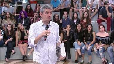 Altas Horas promove debate sobre choking game - Caso recente chamou a atenção da mídia e virou alerta para todos
