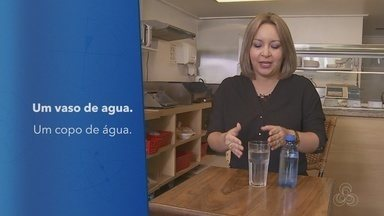 Professora do Aulão na Rede dá dicas de espanhol - Projeto da Rede Amazônica ajuda estudantes que participam do Exame Nacional do Ensino Médio (Enem).