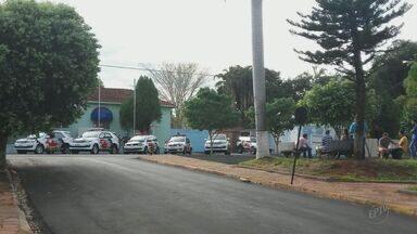 Ex-prefeito de Aramina, SP, é preso por suspeita de compra de votos - Marcos Antônio Rosin (PSD) foi detido em operação do Gaeco e do Ministério Público Eleitoral.