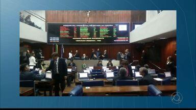O dia na Assembleia Legislativa da Paraíba - O jornalista Laerte Cerqueira acompanhou a manhã de votação na Assembleia e faz um relato dos projetos discutidos.