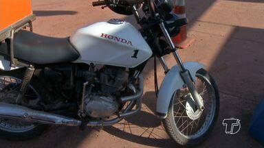 Crianças são atropeladas por moto na BR-163 - Acidente aconteceu na comunidade Boa Esperança, uma das crianças tinha 4 anos.