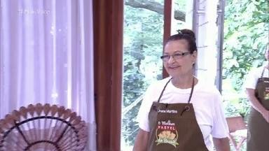 Conheça os candidatos da terceira eliminatória do concurso 'O Melhor Pastel do Brasil' - Ana Maria faz suspense sobre jurado que disse que comer quatro pastéis por dia, de manhã, é muita coisa!