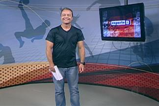 Íntegra Esporte D - 26/10/2016 - O programa desta quarta-feira exibiu os últimos preparativos do Mogi das Cruzes, antes do segundo jogo da final do Paulista de basquete, contra o Bauru.