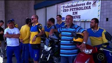 Funcionários dos Correios entram em greve em Petrolina - Sindicato pede contratação de carteiros e melhores condições de trabalho.