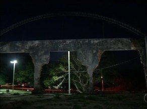 Prefeitura pede novo prazo para isolar ruínas no Parque Cimba, em Araguaína - Prefeitura pede novo prazo para isolar ruínas no Parque Cimba, em Araguaína