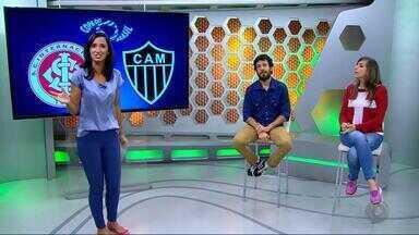 Globo Esporte RS - Bloco 4 - 26/10 - Assista ao vídeo.