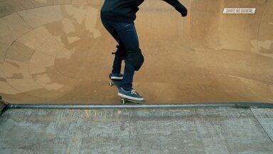 Skate No Condomínio - Sp