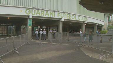 Guarani consegue vitória sobre a CBF com liberação do Brinco de Ouro - Estádio terá os portões abertos para os torcedores.