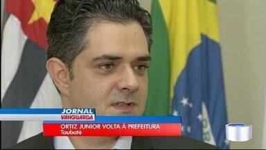Ortiz Júnior deverá voltar à Prefeitura de Taubaté - Ele conseguiu reverter uma decisão no TSE