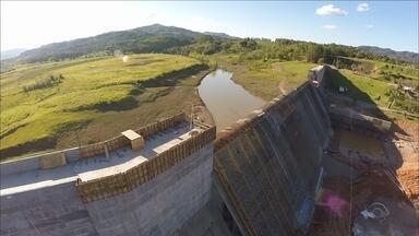 Ampliação das barragens de Ituporanga e Taió será finalmente entregue - Ampliação das barragens de Ituporanga e Taió será finalmente entregue