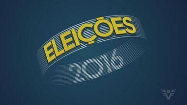 Veja como foi o dia dos candidatos à Prefeitura de Guarujá em 26 de outubro - Haifa Madi e Valter Suman concorrer ao cargo de prefeito