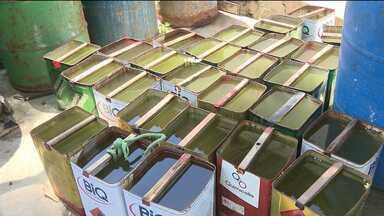 Cemitérios de CG não vão utilizar água de Boqueirão para limpeza nos túmulos - Alguns estão utilizando água do açude de Bodocongó.