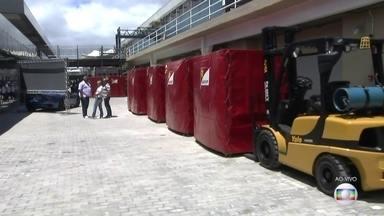 Autódromo de Interlagos terá novidades para o GP de Fórmula 1 - Daqui a duas semanas tem o Grande Prêmio Brasil de Fórmula 1, mais uma vez em Interlagos. E já tem novidades no autódromo.