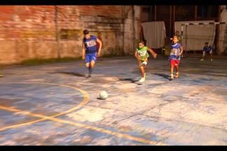 Conheça uma iniciativa esportiva para atender crianças do bairro do Jurunas, em Belém - Mais de 100 crianças são atendidas e todas elas precisam estar estudando para participar.