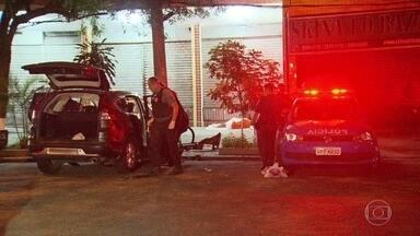 Policial civil é assassinado em São Cristóvão enquanto esperava um uber - Bandidos quiseram assaltá-lo e, segundo uma testemunha, o policial reagiu.
