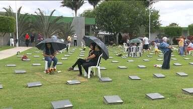 Cemitérios de Campina Grande registram movimento intenso no Dia de Finados - Em Campina Grande existem 8 cemitérios, incluindo o do Distrito de São José da Mata.