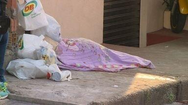 Homem é morto a tiros em rua da Zona Centro-Oeste de Manaus - Crime ocorreu no Alvorada 2, na tarde desta quarta-feira (2).