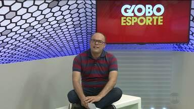 Confira na íntegra o Globo Esporte CG desta quarta-feira (02/11/2016) - Marcos Vasconcelos traz as principais notícias do esporte