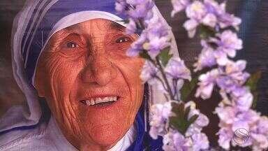 Madre Teresa de Calcutá é tema de exposição - Madre Teresa de Calcutá é tema de exposição.