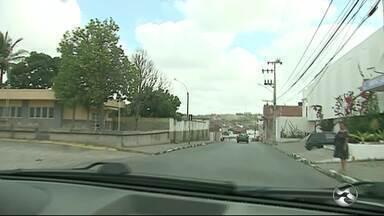 Trânsito é alterado para teste em na Avenida Alferes Jorge em Caruaru - Teste terá início às 5h e terminará às 19h, segundo informou a Destra.