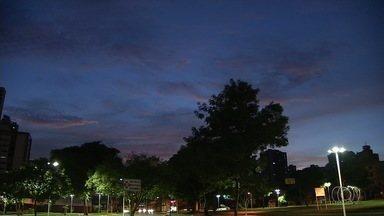 Confira como fica o tempo em Goiás nesta sexta-feira (11) - Previsão é de tempo seco com possibilidade de chuva no fim da tarde.