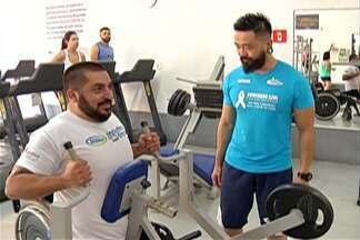 Mogiano Luis Martinez compete Mundial de Powerlifiting - Atleta viaja para Las Vegas nesta sexta (11).