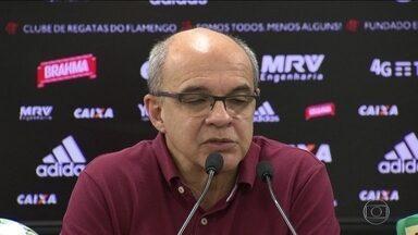 Presidente do Flamengo fala sobre o desejo de assumir a gestão do Maracanã - Governo do Rio fala que inclusão de clubes na nova licitação faz parte do estudo. Enquanto a licitação não é feita, o Maracanã continua administrado pela Concessionária Maracanã S/A
